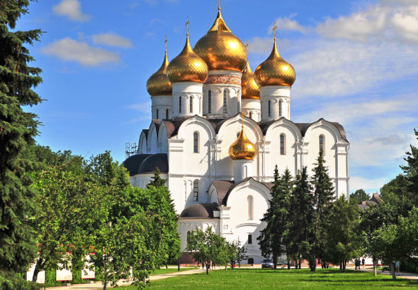 River Cruise in Russia