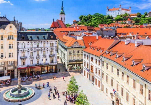 Day 6 - Bratislava
