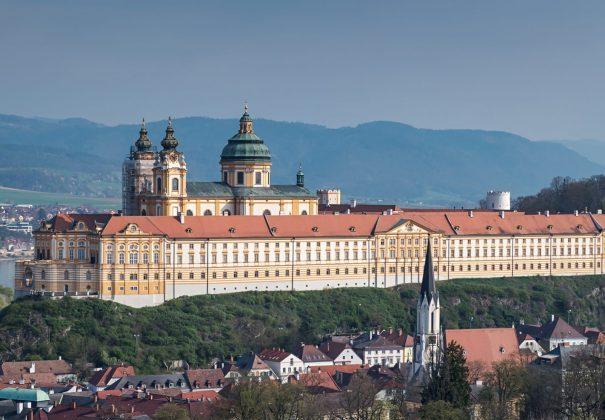 Melk Abbey Danube River Cruise