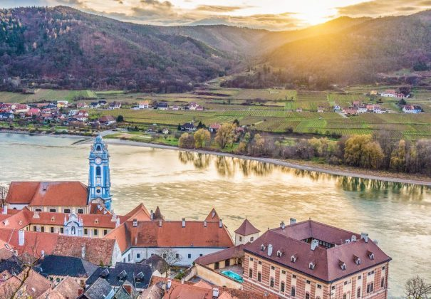 Day 3 - Cruising the Wachau Valley