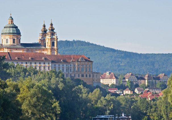 Day 3 - Melk, Krems