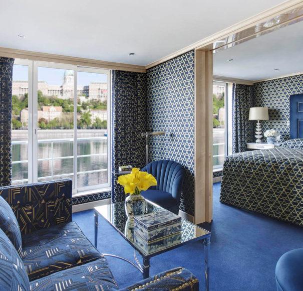 Uniworld SS Beatrice - Royal Suite