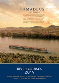 2019 - Amadeus River Cruises - Brochure Image