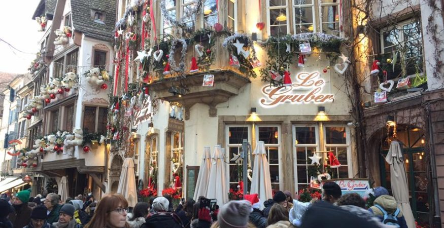Top 5 Christmas Markets on the Rhine
