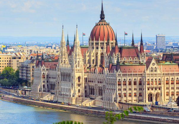 Day 8 -  Budapest