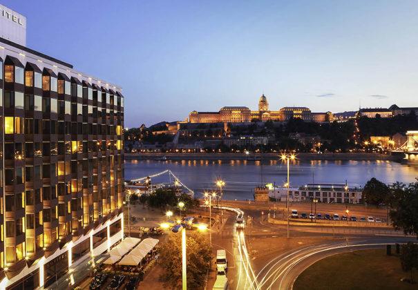 5* Sofitel Budapest Chain Bridge Hotel