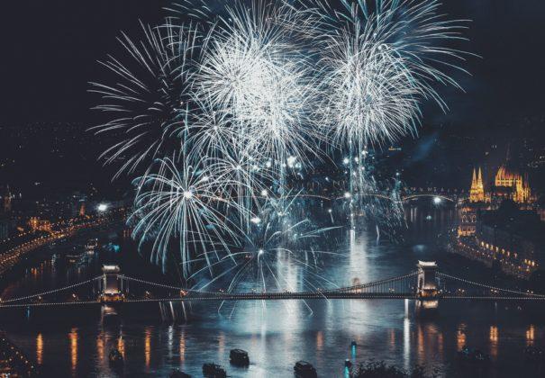 St Stephen Celebration Budapest