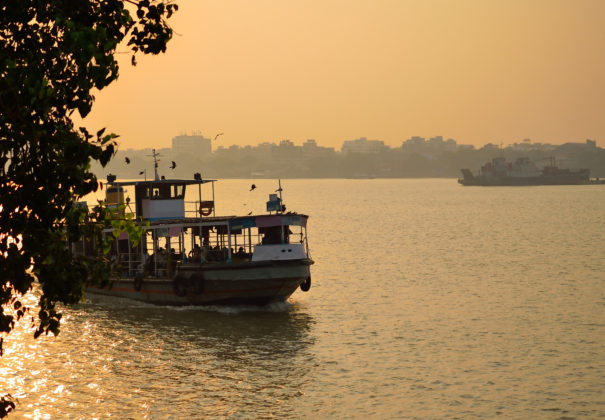 Day 9 - The Ganges