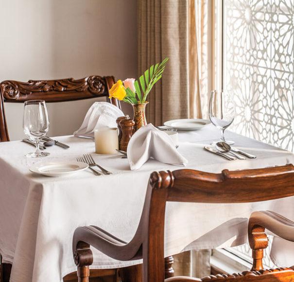 Ganges Voyager II - Dining Room