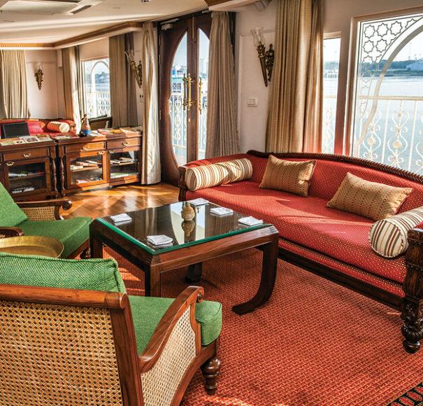 Ganges Voyager II - Lounge