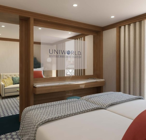 Uniworld - SS Sao Gabriel - Grand Suite