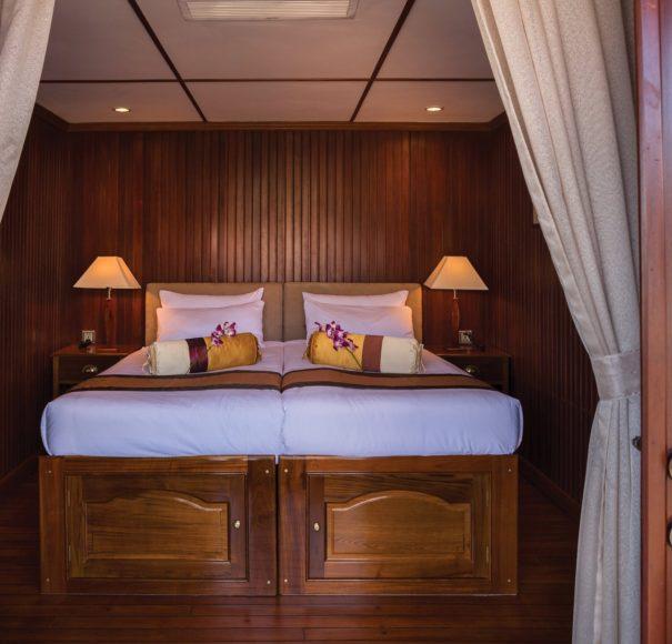 RV Mekong Pandaw - Double Cabin