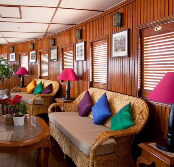 RV Mekong Pandaw Saloon