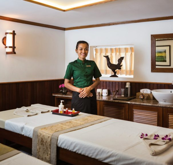 RV Mekong Pandaw - Spa