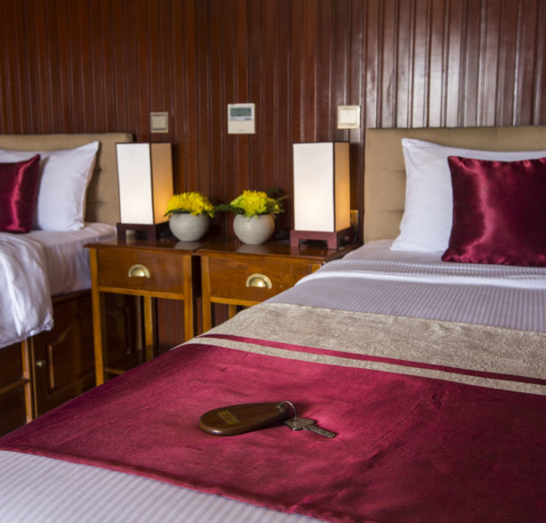RV Tonle Pandaw - Twin Cabin