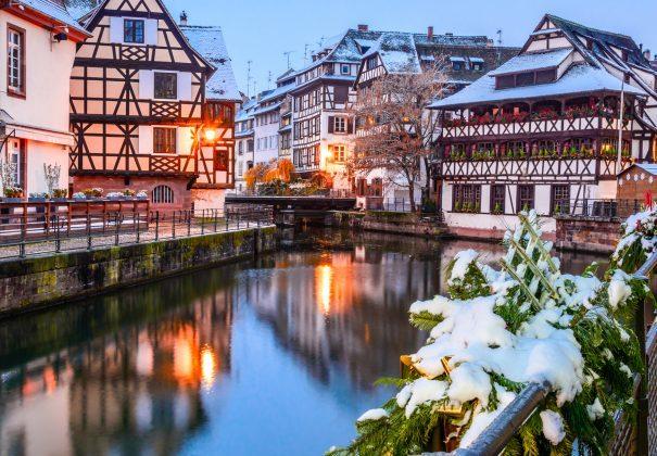 Day 5 - Strasbourg on Christmas Day