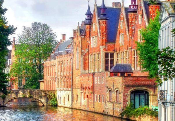 Day 4 - Bruges & Ghent