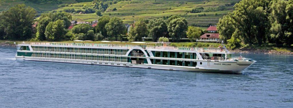 Amadeus River Cruises river cruise ship