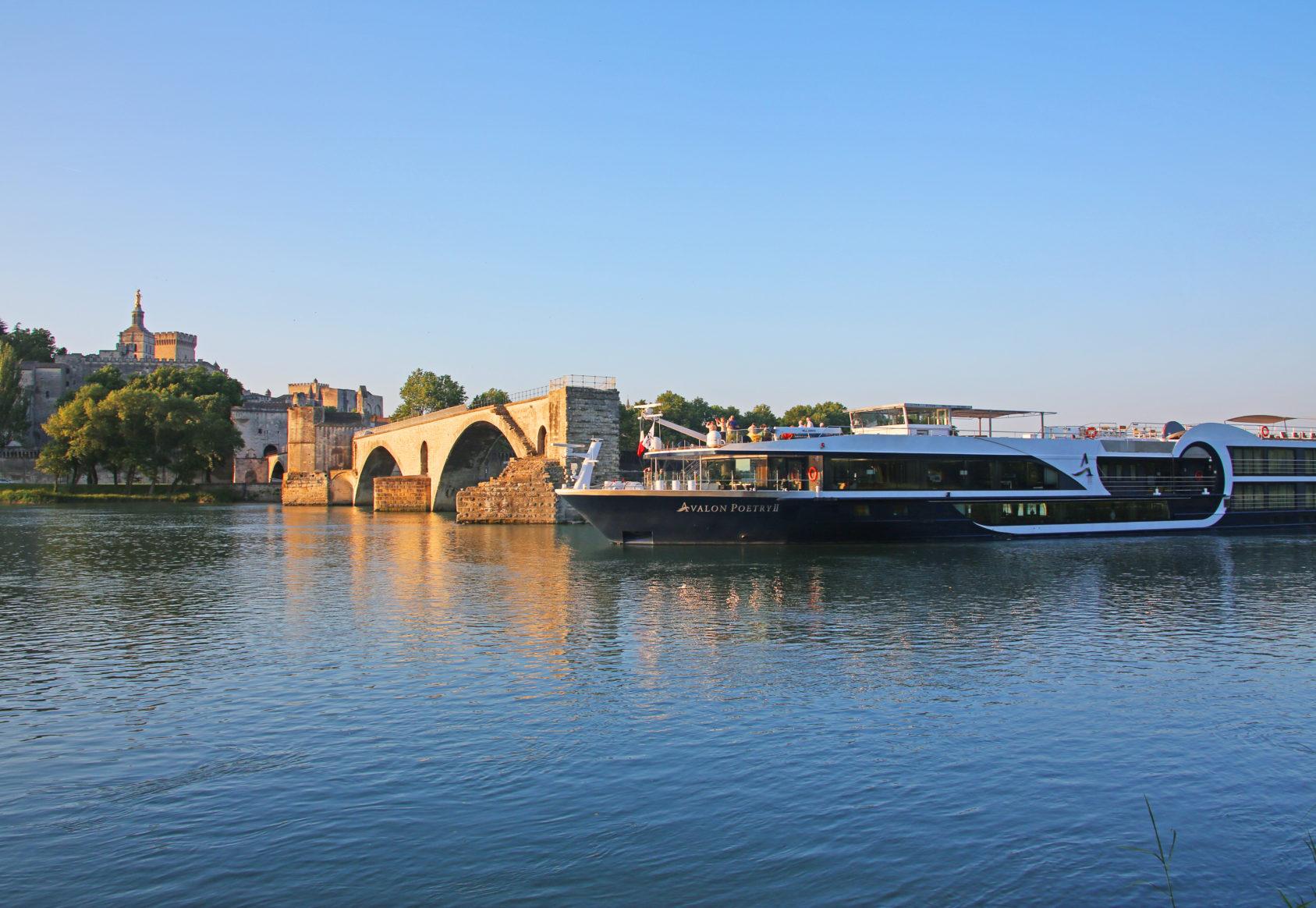Avalon Poetry II, Rhône River