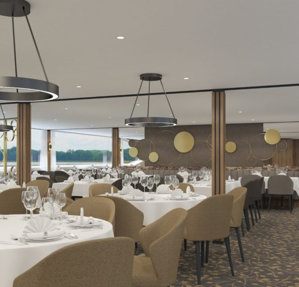 APT Travelmarvel Polaris - Restaurant ARTIST IMPRESSION