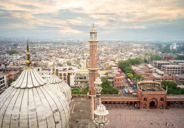 Day 2 -  New Delhi, Udaipur, Araveli