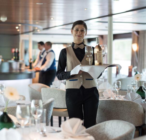 Amadeus Diamond - Restaurant Service