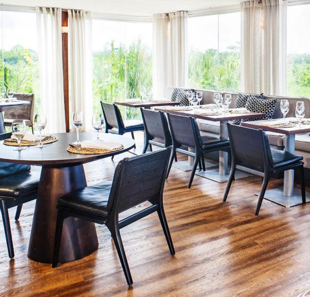 Aria Amazon Dining Room