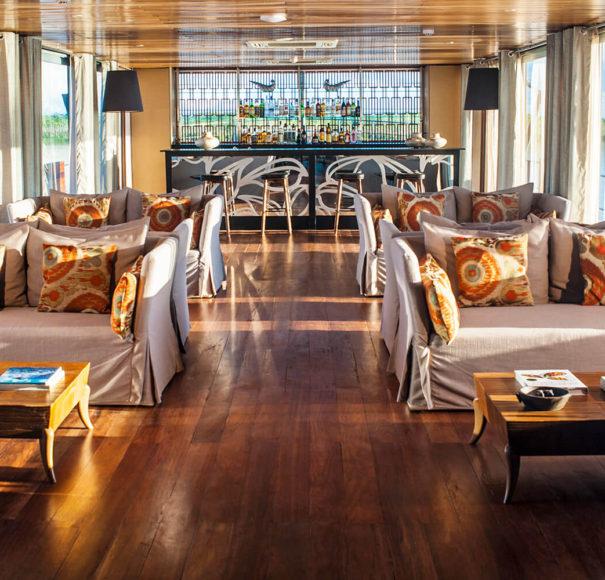 Aria Amazon Indoor Lounge and Bar