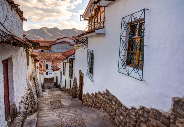 Day 14 - Cusco, Fly to Lima