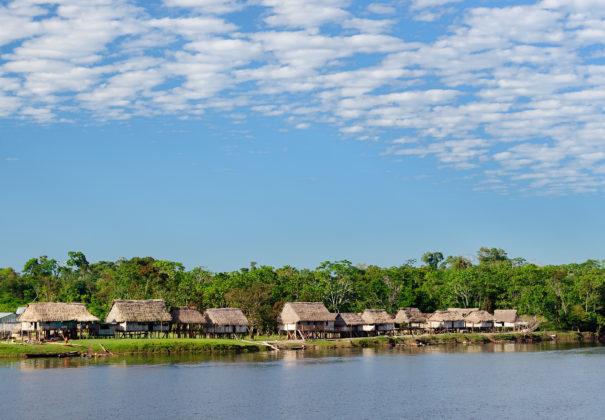 Day 4 - Yanayacu-Pucate River, Maranon River