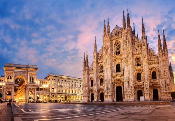 Day 2- Milan
